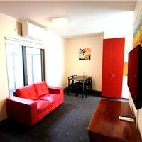 Photo taken at Alston Apartments Hotel by Alston D. on 6/26/2015