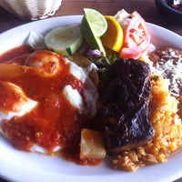 Photo taken at Cocula Mexican Restaurant by Jason R. on 8/27/2013