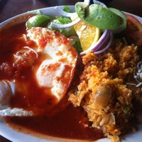Photo taken at Cocula Mexican Restaurant by Jason R. on 3/24/2013