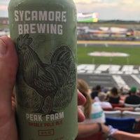 Photo taken at Charlotte Motor Speedway by Ryan S. on 8/1/2017