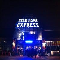 Das Foto wurde bei Starlight Express von Marc H. am 11/17/2012 aufgenommen