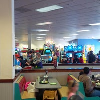 Photo taken at Chuck E. Cheese's by Keith H. on 10/26/2013