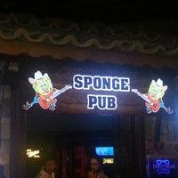 9/2/2013 tarihinde Ayberk A.ziyaretçi tarafından Sponge Pub'de çekilen fotoğraf