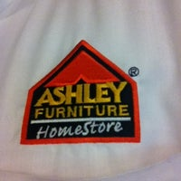 Photo Taken At Ashley Furniture HomeStore By Jermain M. On 3/5/2013 ...