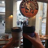 Das Foto wurde bei Balzac Coffee von Yuliya K. am 2/1/2017 aufgenommen
