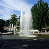 Foto tirada no(a) Körnerpark por rohrwallpirat B. em 7/7/2013