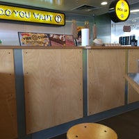 Photo taken at Which Wich Superior Sandwiches by [Captain of the Cool Kids] on 10/20/2014