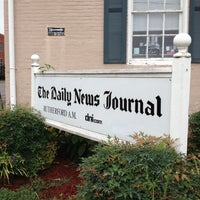 Photo taken at The Daily News Journal by Clay M. on 10/18/2012