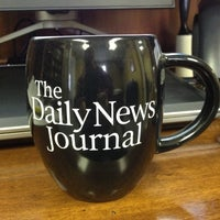 Photo taken at The Daily News Journal by Clay M. on 10/2/2012
