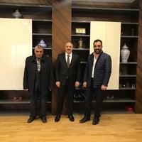 Photo taken at TEİAŞ by Resul Ü. on 1/5/2018