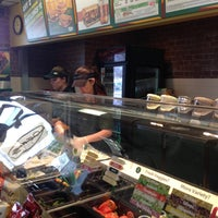 Photo taken at Subway by Nicole R. on 4/28/2013
