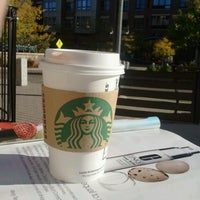 Photo taken at Starbucks by Nicole R. on 9/25/2012