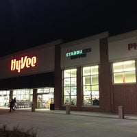 Photo taken at Hy-Vee by BJ F. on 11/9/2012