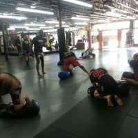 Photo taken at The Jungle MMA & Fitness by The Jungle MMA on 1/26/2013