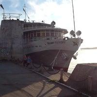 Photo taken at Samara River Terminal by Евгений Е. on 9/22/2012