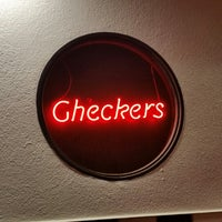 Photo taken at Checkers by John G. on 3/29/2015