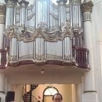 Photo taken at Gereja Blendoeg (GPIB Immanuel Semarang) by Mike D. on 5/13/2017