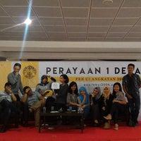 Photo taken at Fakultas Ekonomi dan Bisnis by Mike D. on 10/3/2016
