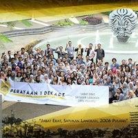 Photo taken at Fakultas Ekonomi dan Bisnis by Mike D. on 10/2/2016