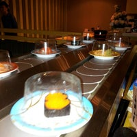 Photo taken at Sushi Zento by Tommy W. on 5/2/2013