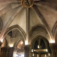 Foto tomada en Cripta de la Sagrada Família por Alyona K. el 5/15/2017