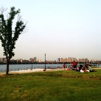 Photo taken at Yeouido Hangang Park by kyo. on 6/7/2013