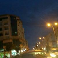 Photo taken at Avenue 14 Janvier by Dali E. on 10/24/2015