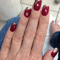 Photo taken at Nail Touch by Deborah S. on 12/8/2013