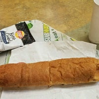 Photo taken at Subway by Steven M. on 11/29/2016