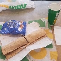 Photo taken at Subway by Steven M. on 6/29/2017