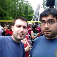Photo taken at Canobie Yankee Cannon Ball by Steven M. on 6/25/2017