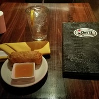 Photo taken at 28 Fusion Sushi/Chef 28 by Steven M. on 2/15/2017