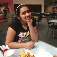 Photo taken at PV Mall Food Court by Rachna D. on 7/6/2017