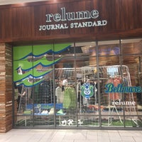 Photo taken at Relume Jounal Standard テラスモール湘南店 by BEER B. on 5/3/2018