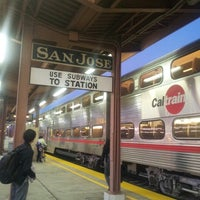 Photo taken at San Jose Diridon Station by Omri C. on 11/15/2012