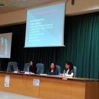 Photo taken at Escola Superior de Tecnologia i Ciències Experimentals (ESTCE) by Loles S. on 11/8/2014
