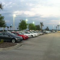 Photo taken at Fields Volkswagen by Jason S. on 3/22/2013