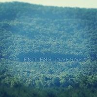 Photo taken at Endless Caverns by Jon H. on 7/6/2013