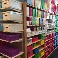 Photo taken at Container Store by James T. on 9/27/2015