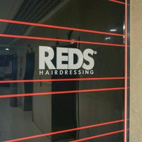 Photo taken at REDS Hairdressing by Asaliah . on 8/6/2016