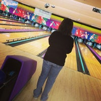 Photo taken at Uncle Sam Lanes by Anthony A. on 3/10/2013