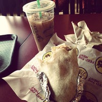 Photo taken at Moe's Southwest Grill by Anthony A. on 11/5/2012