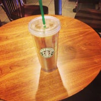 Photo taken at Starbucks by Anthony A. on 3/12/2013