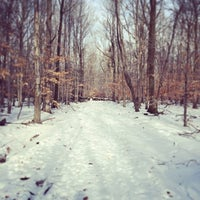 Photo taken at South Mountain Reservation by Matthew A. on 2/1/2014