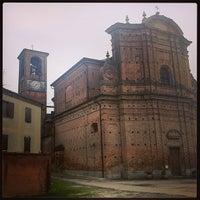 Photo taken at Casorzo by Fabrizio on 4/10/2013