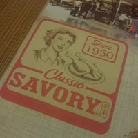 Photo taken at Classic Savory by juni s. c. on 11/8/2016