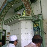 Photo taken at Masjid Nurul Iman by Rizki F. on 3/21/2014