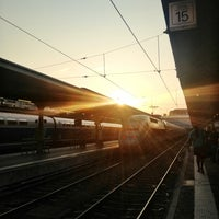 Photo taken at Paris Lyon Railway Station by Isabelle S. on 7/17/2013