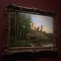 Photo taken at Musée du Luxembourg by Isabelle S. on 10/12/2014