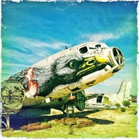 Photo taken at Davis Monthan Air Force Base by Ramon P. on 10/5/2012